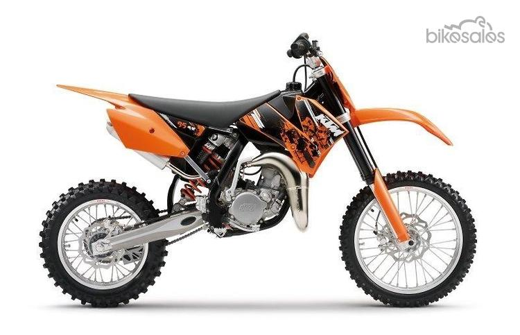 Ktm 85 Small Wheel. 2011 KTM 85 SX (Small Wheel)