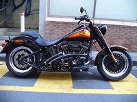 2016 Harley-Davidson Fat Boy S (FLSTFBS)